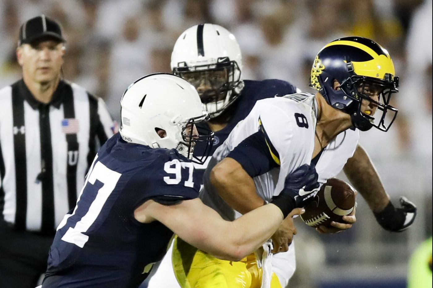 Nittany Lions' defense not the same without defensive end Ryan Buchholz