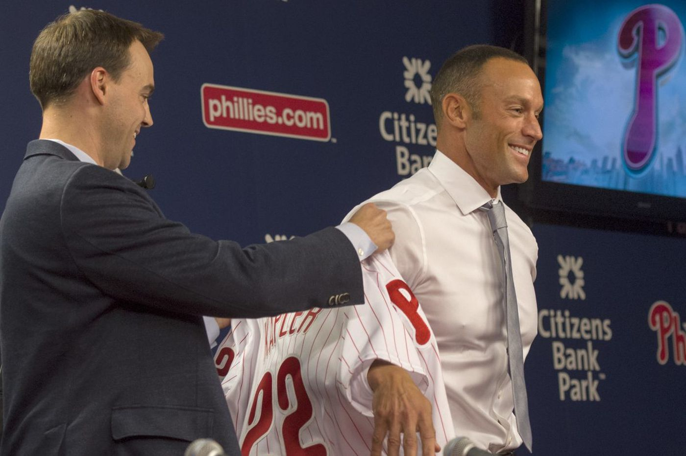 Challenge for Gabe Kapler will be getting his message across to Phillies players