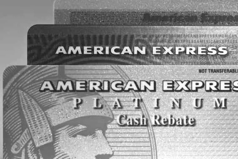 The credit card business isn't the same. MBNA is Bank of America, and big issuers, like Amex, see loss replace profit.