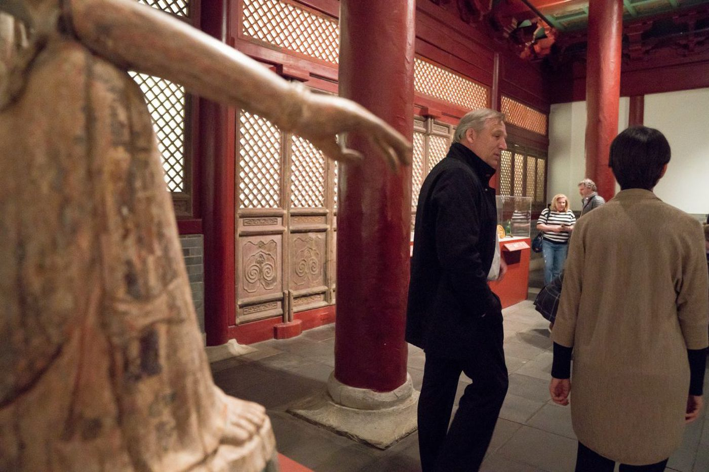 Philadelphia Museum of Art's Chinese galleries to close Wednesday as renovations march on