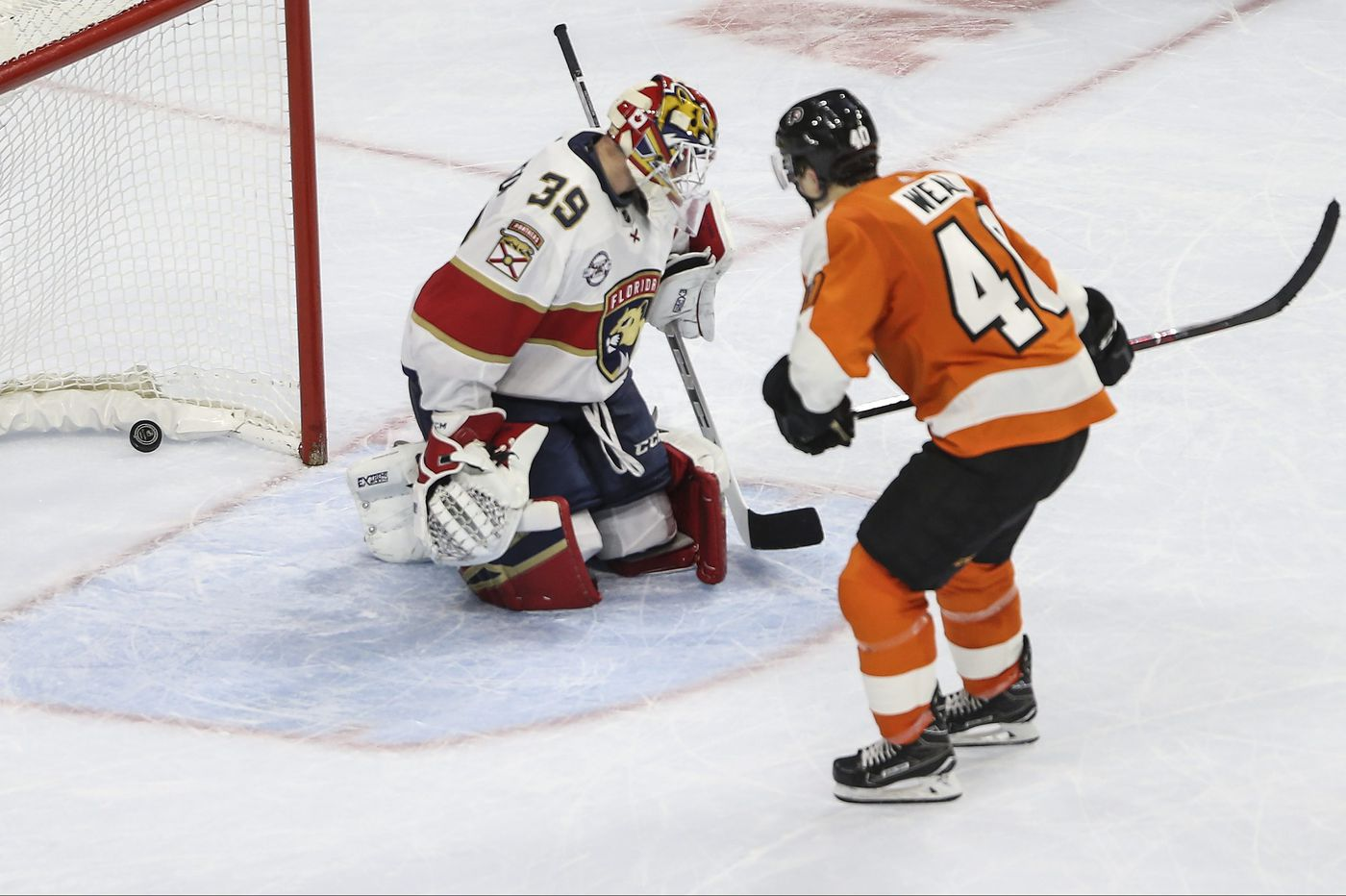 Observations from Flyers' escape against Panthers: The good, the bad, the ugly
