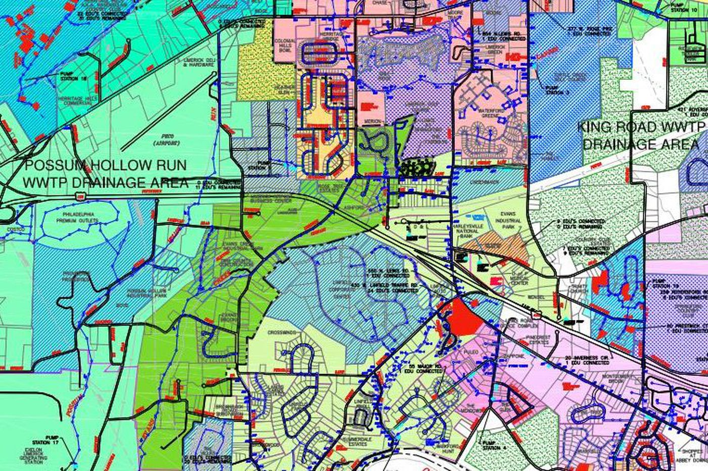 Consumer advocate questions public benefit of Aqua's $75M sewer system acquisition