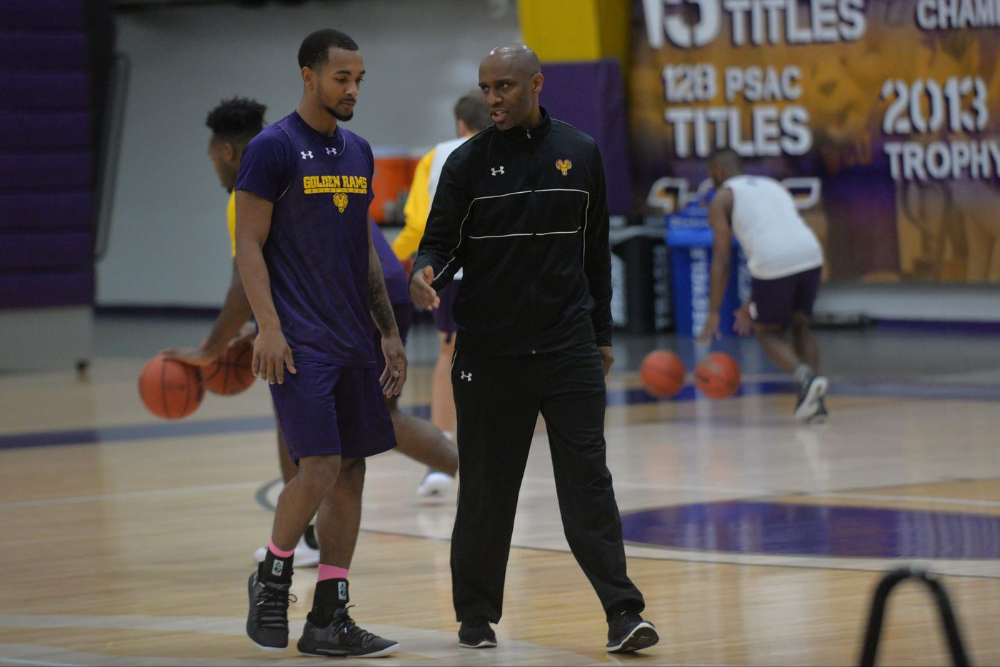 West Chester basketball teams highlight local small-college landscape
