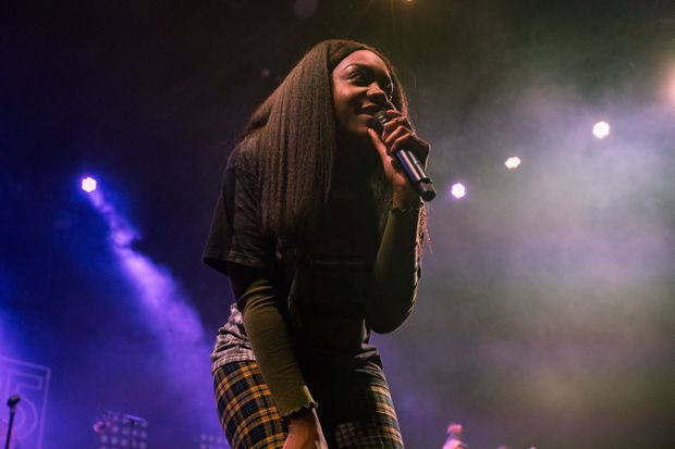 Noname puts on a radiant sold-out show at Union Transfer