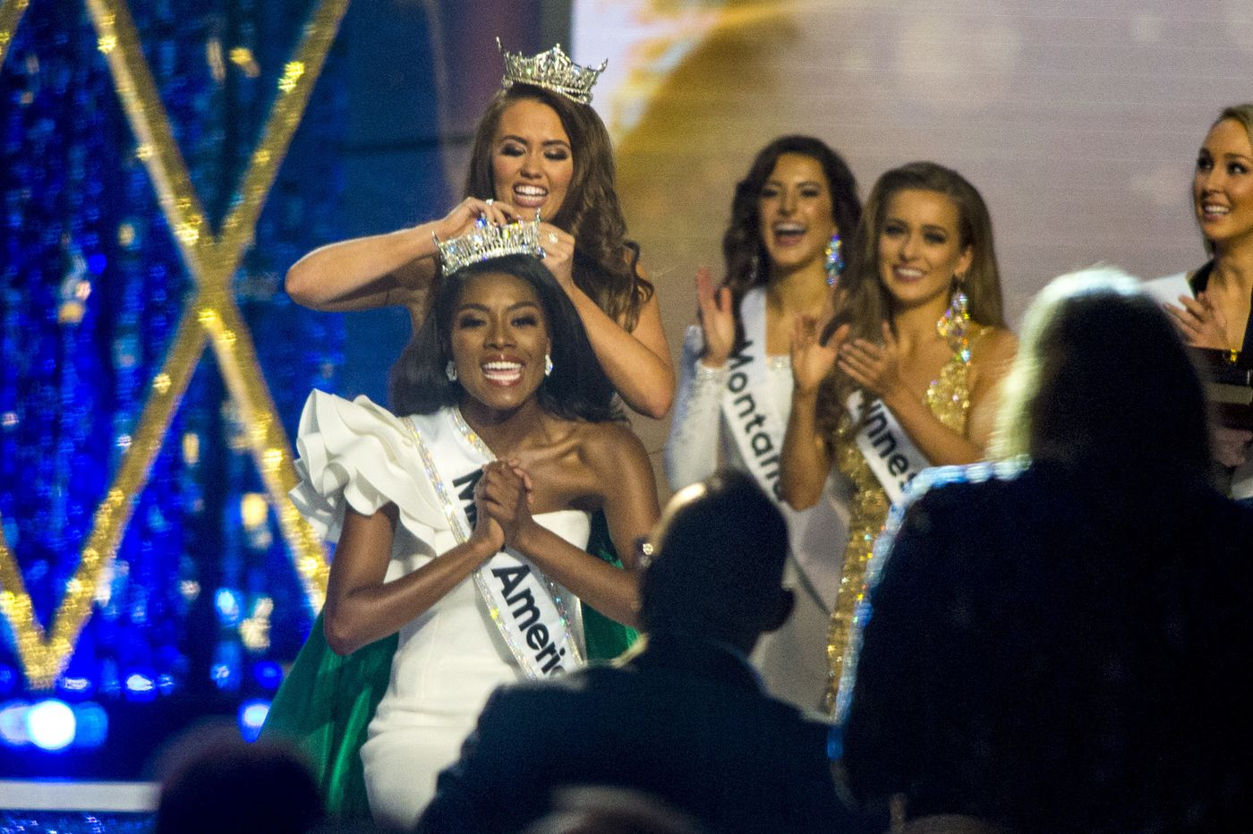 Miss America '2.0' crowned in Atlantic City