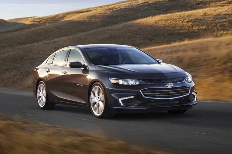 The Chevrolet Malibu has evolved into a delightful family sedan, in no small part because of the available ventilated seats.