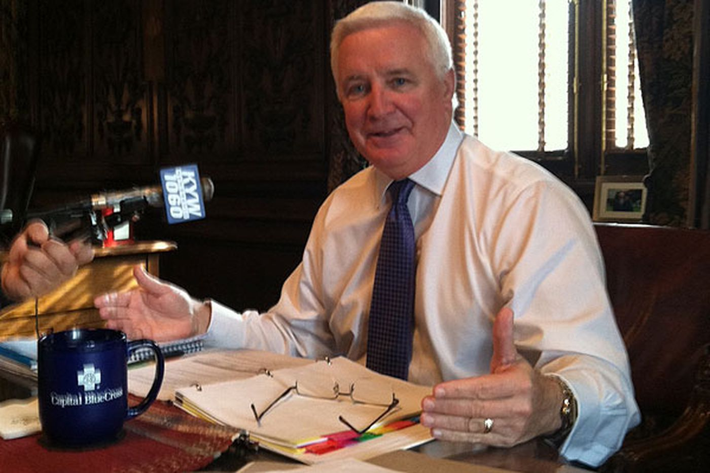 Corbett may face obstacles in bid for reelection