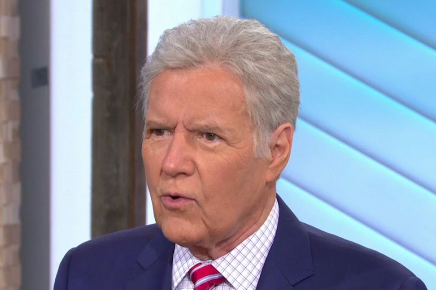 Alex Trebek Opens Up About 'Deep Sadness' During Cancer Treatment