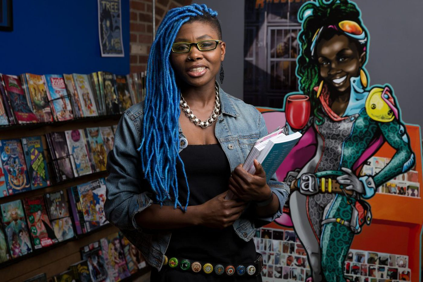 Philly comic shop awarded $50,000 to open more doors