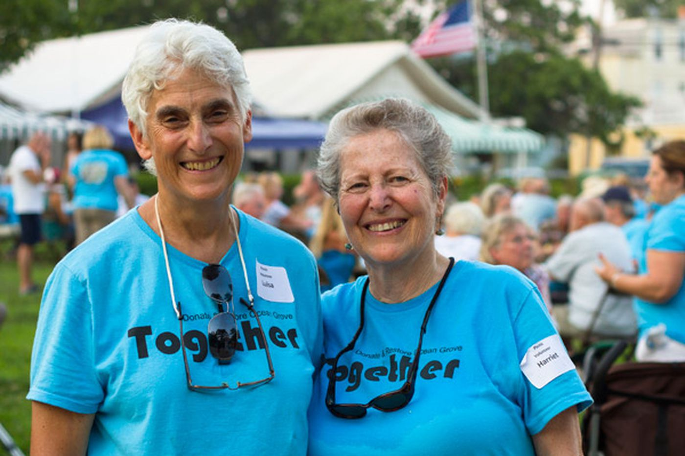 Methodists and gay residents reconcile at Ocean Grove fund-raiser