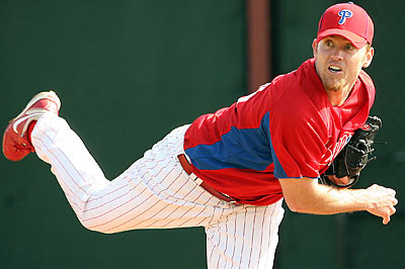 A relief for Phillies, Lidge off to healthy start