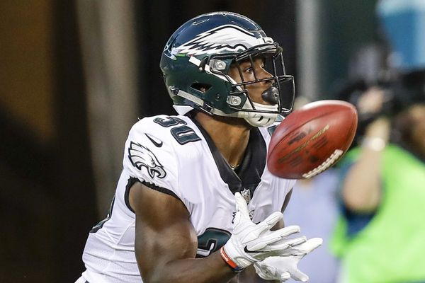On the eve of cuts deadline, Eagles RB Corey Clement says 'I deserve to feel good right now'