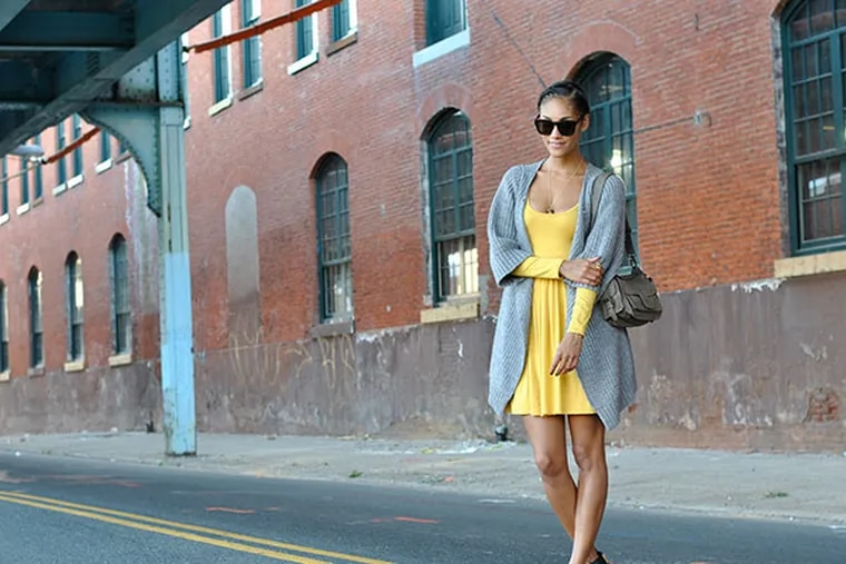 Danielle Audain is a style blogger at IndieElectronicAlternative.com. (courtesy photo)