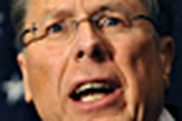 Armed guards for all schools, says NRA chief