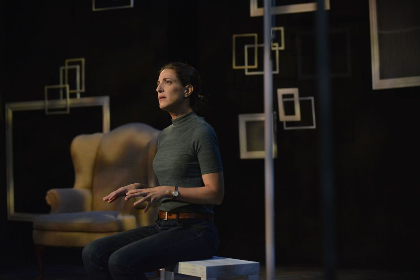 Elegant, persuasive '2.5 Minute Ride' at Theatre Horizon