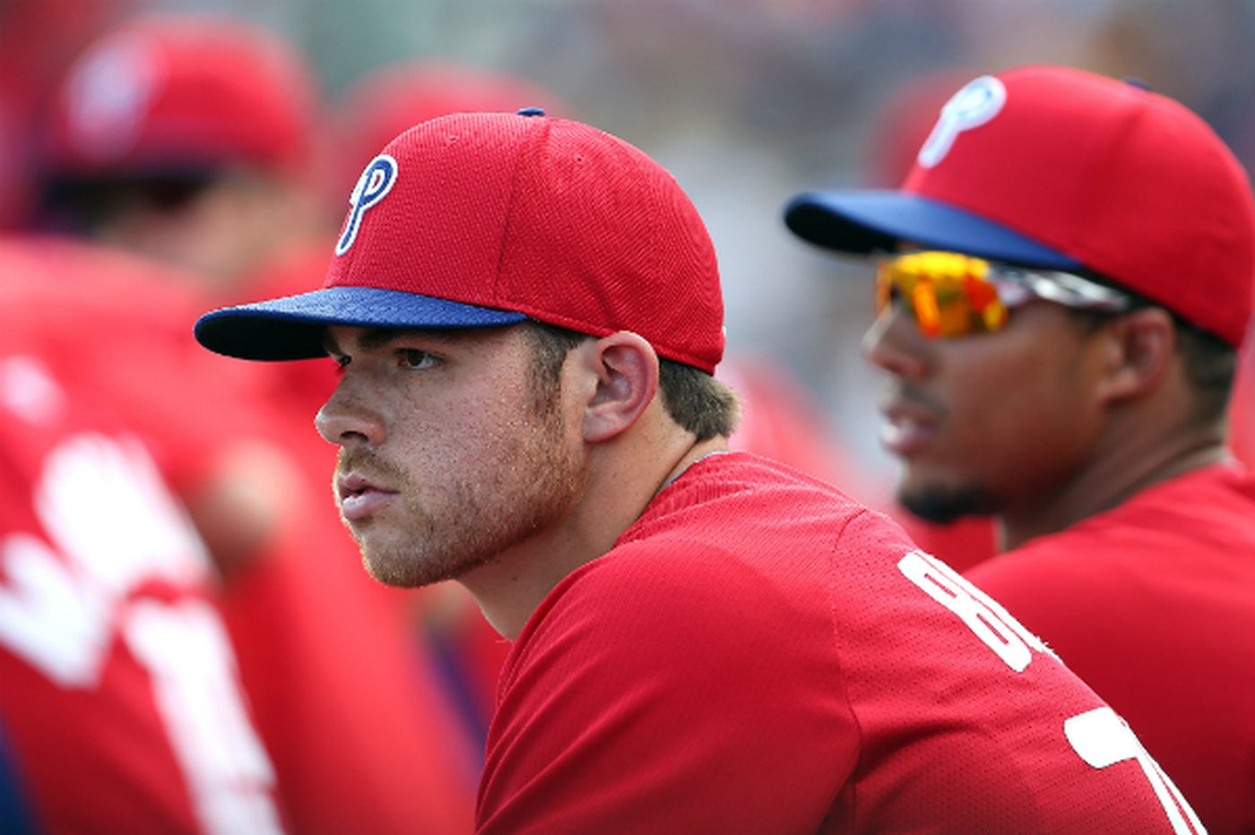 Phillies prospect Biddle tries to move forward