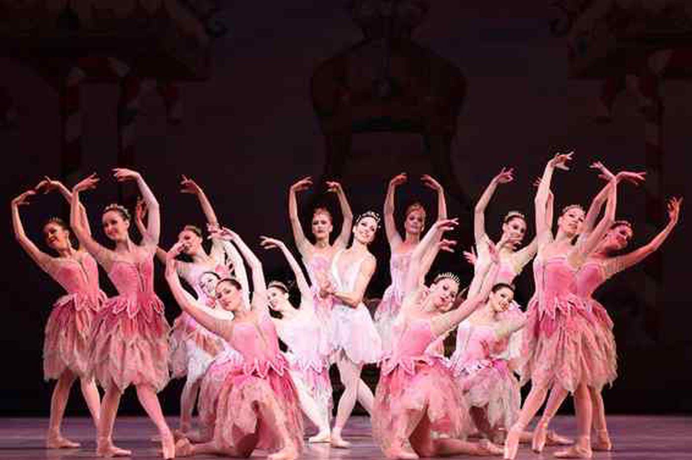 Stage magic, fine dancing in Pa. Ballet's 'Nutcracker'