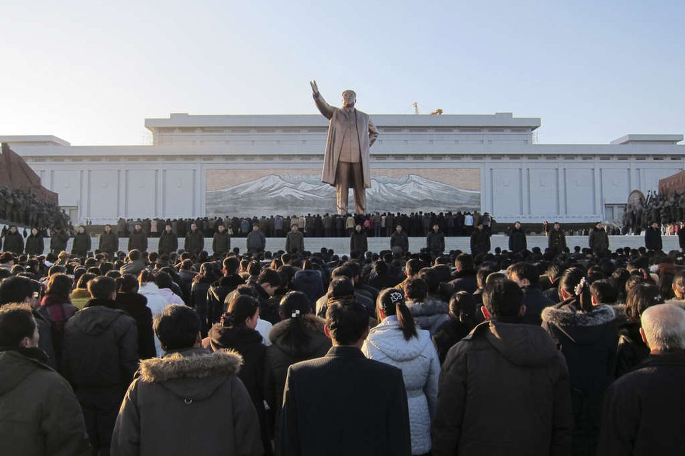 Hope for peaceful N. Korea
