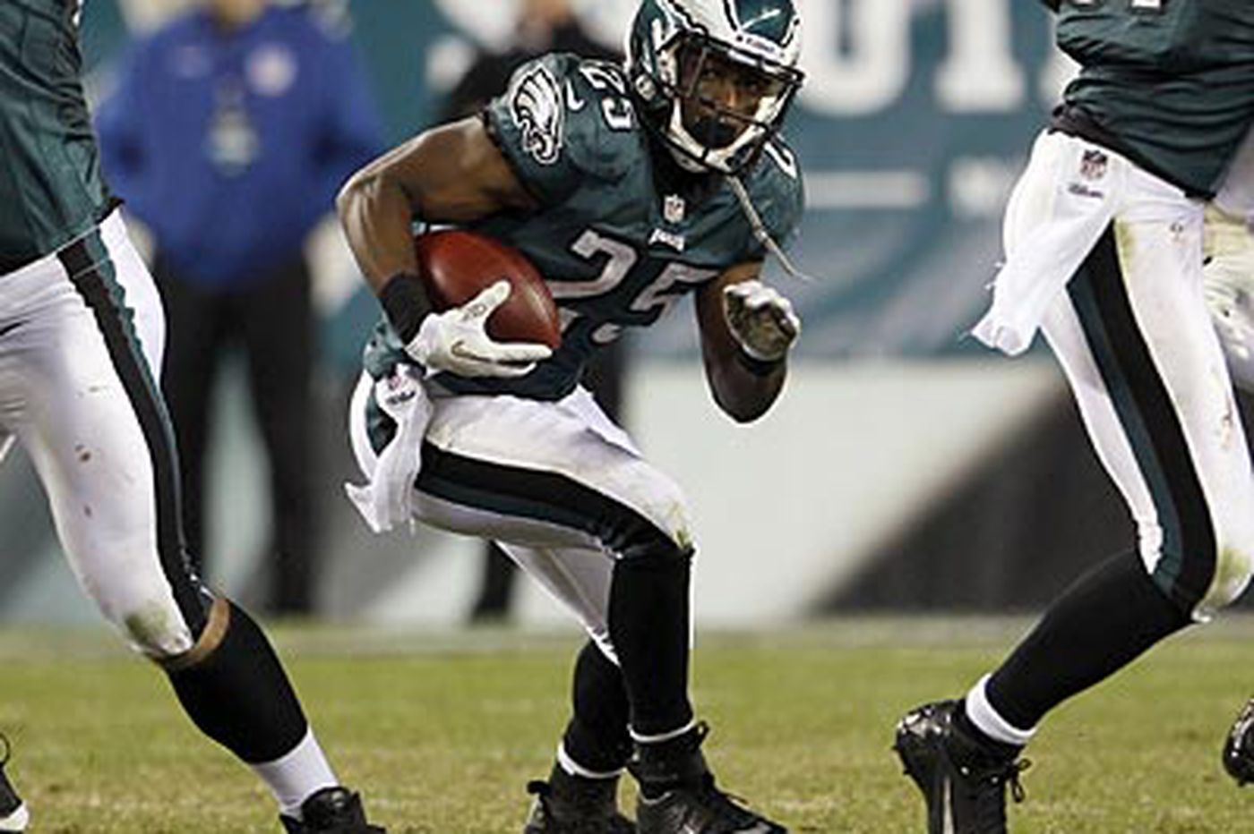 Why Eagles need LeSean McCoy back on field