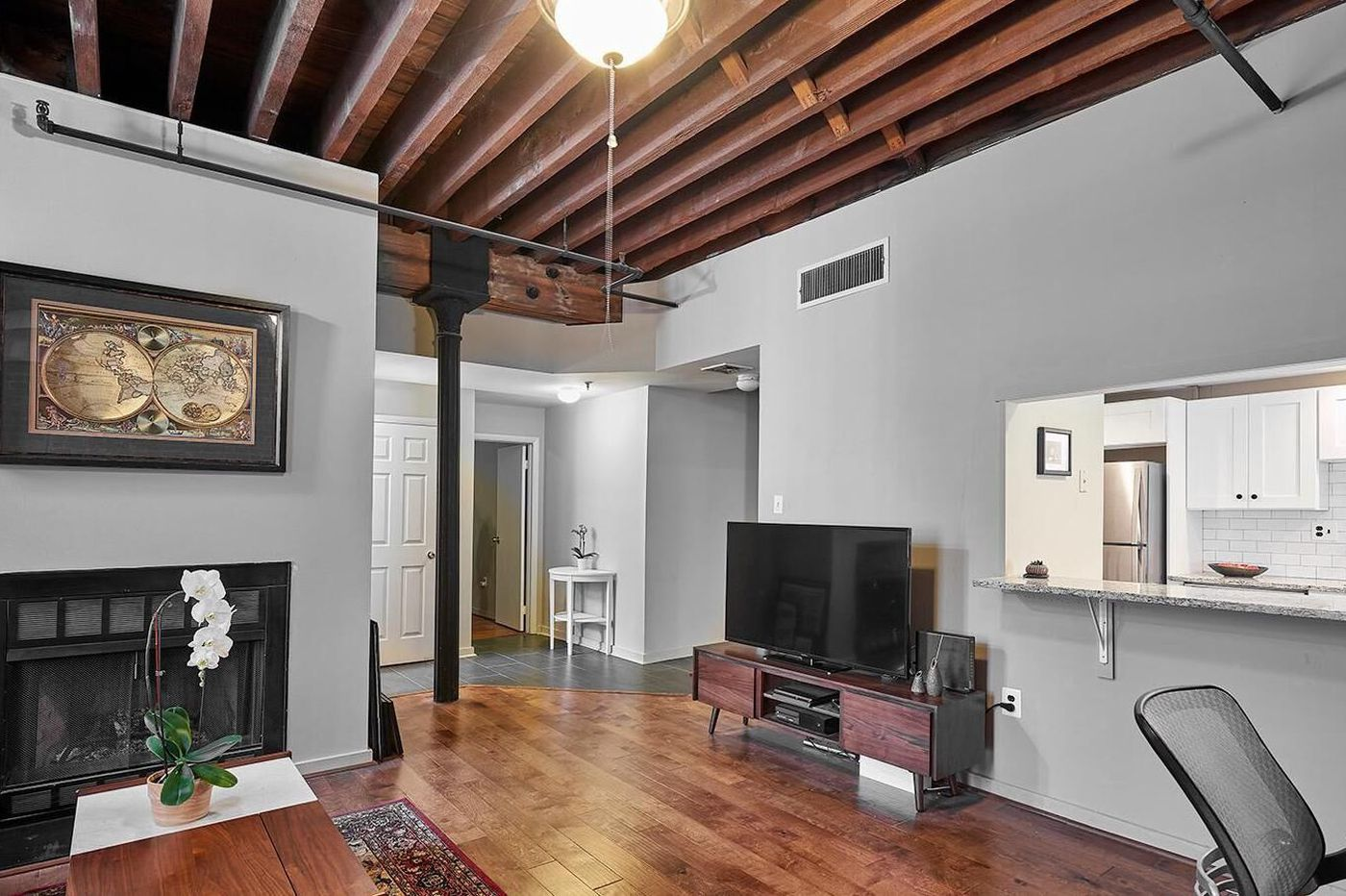 On the market: A 737-square-foot condo in Old City for $275,000