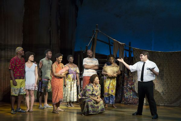 'Book of Mormon' at the Academy of Music: Entertaining, dazzling, silly, and unifying