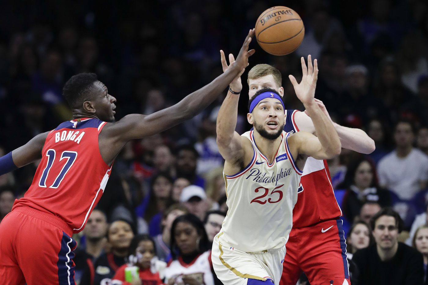 Sixers-Wizards best/worst: Ben Simmons' thievery, Washington's pitiful zone, Philly's foul-shooting woes