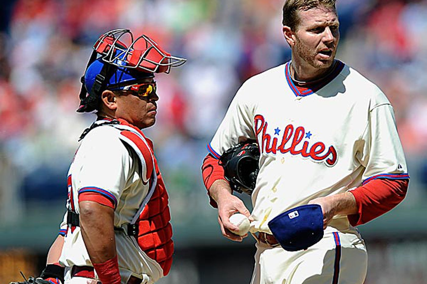 What's up, Doc? Roy Halladay finally has the answer for Phillies