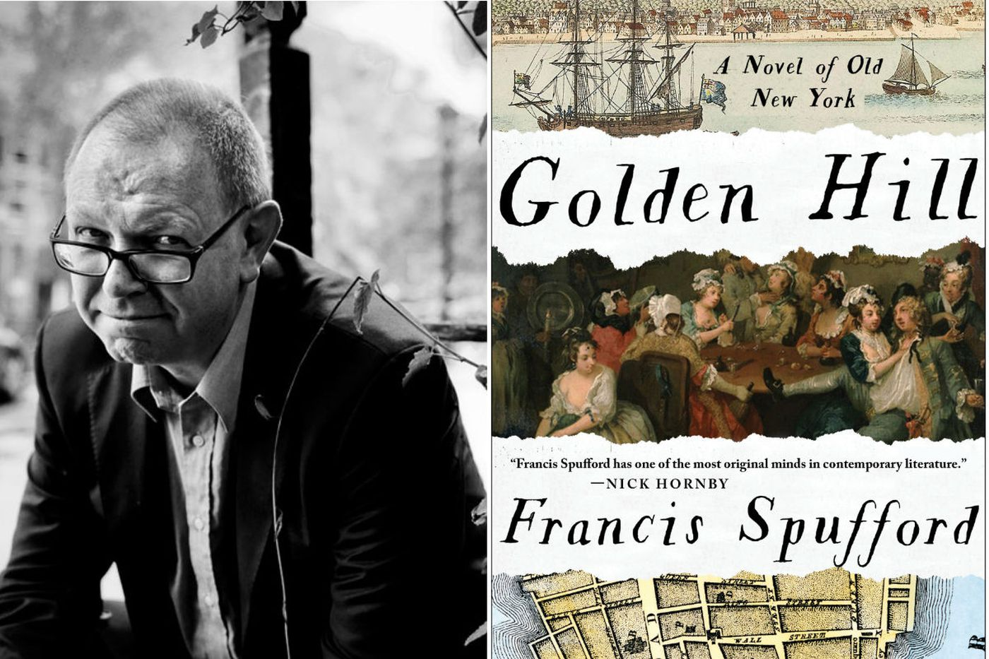 Old New York comes alive in Francis Spufford's 'Golden Hill'
