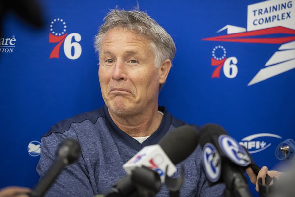 For Brett Brown and the Sixers, it's 'go time'