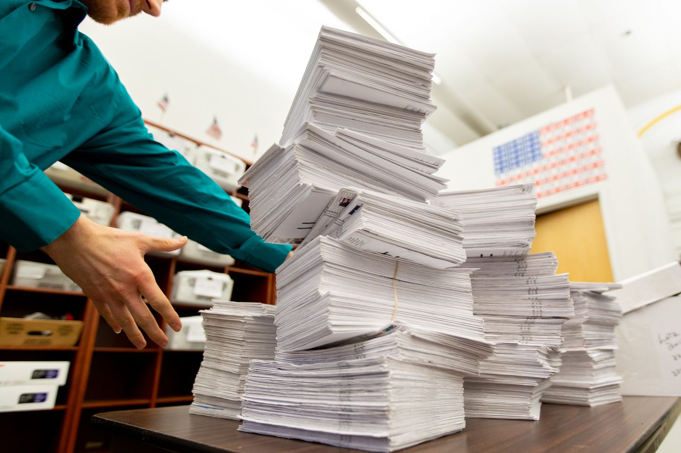 Thousands of absentee ballots were rejected as record turnout encountered Pa.'s tight deadlines
