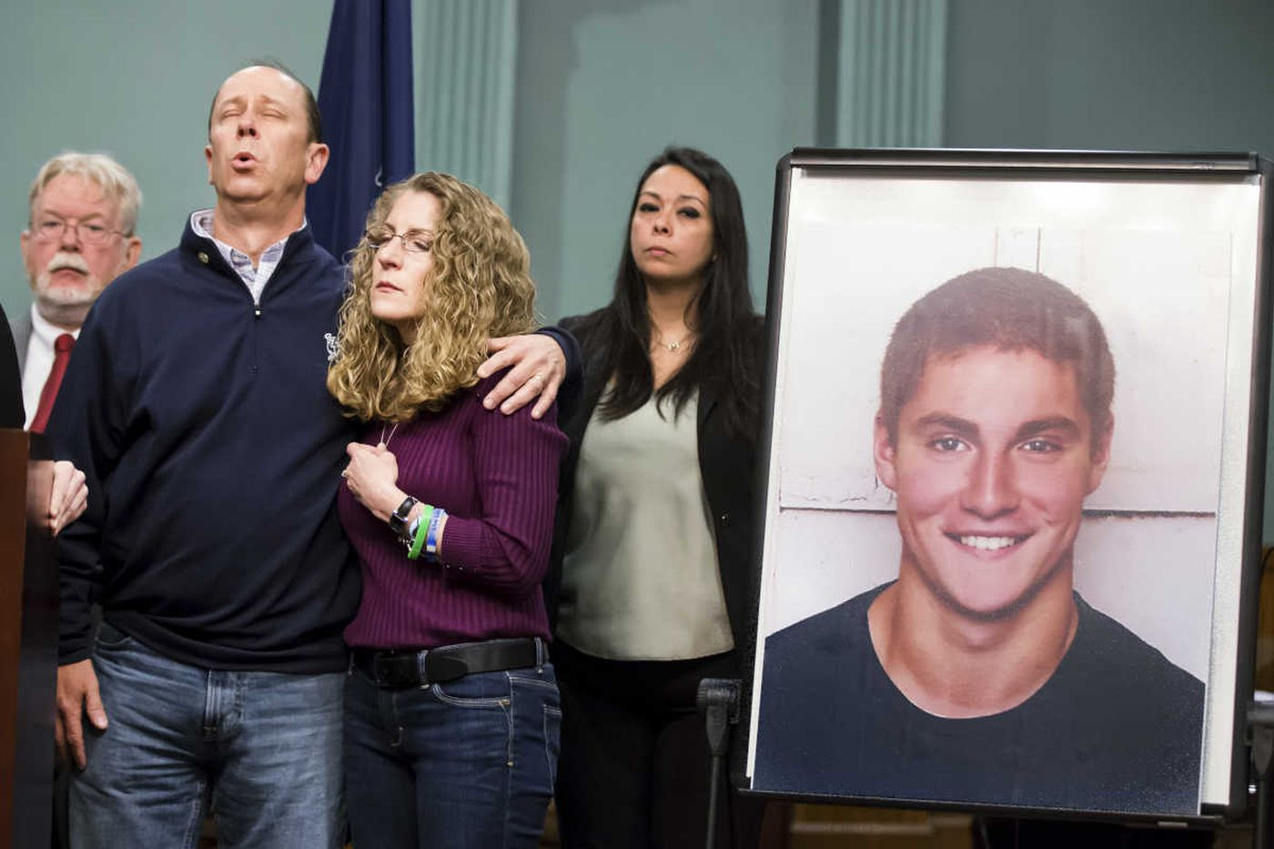 Lesson in human decency might have saved Penn State student's life