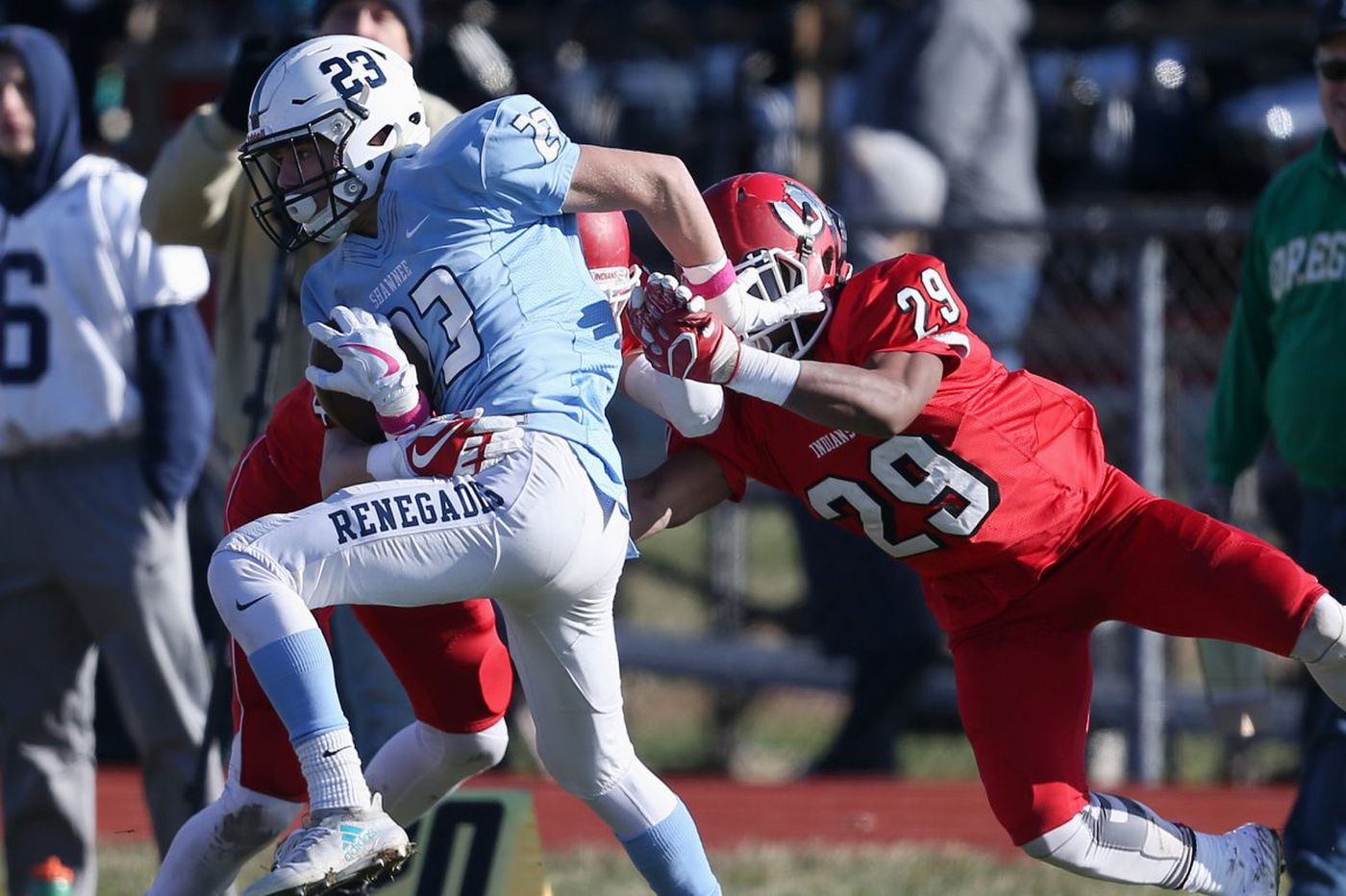 Jake Schillinger powers Shawnee into South Jersey Group 4 football title game