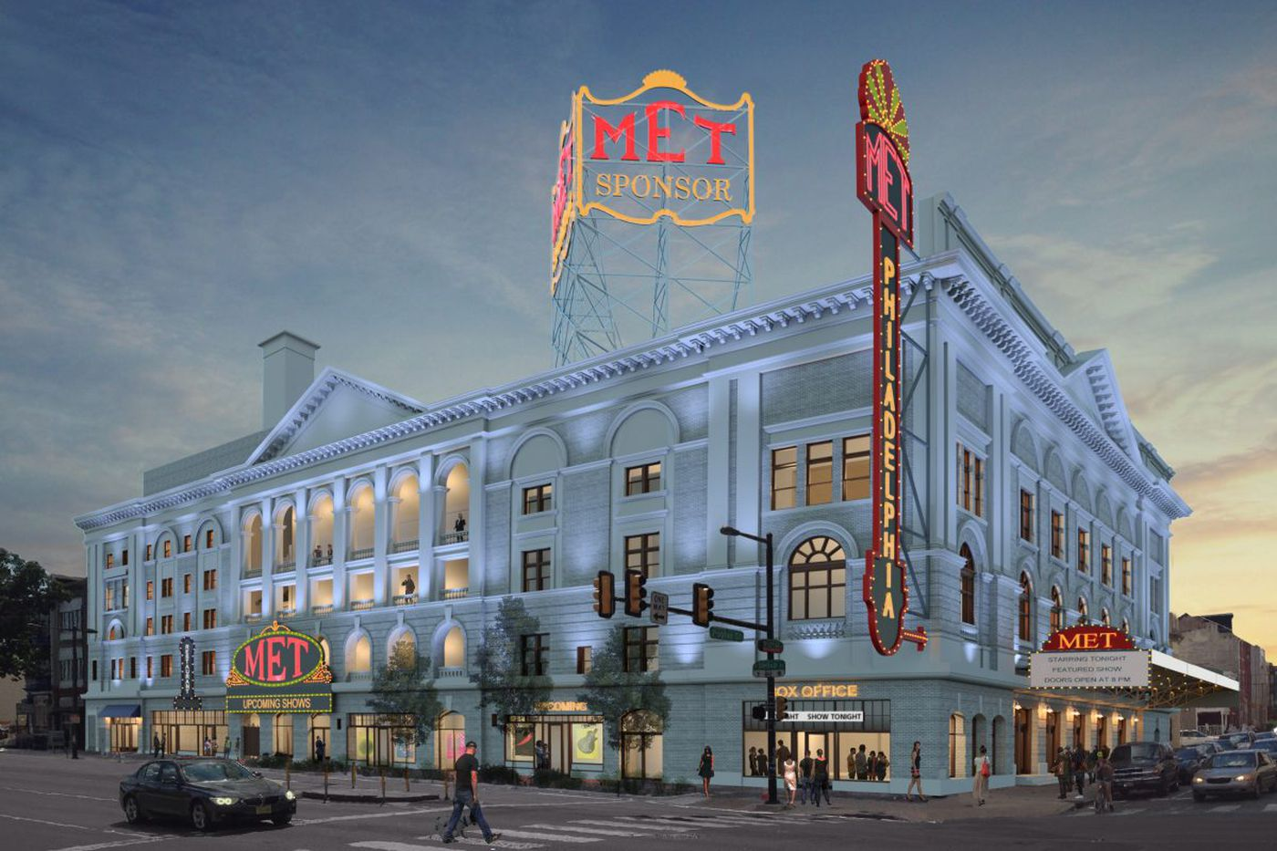 Renovation of Philly's Metropolitan Opera House moves forward, thanks to $56M in loans