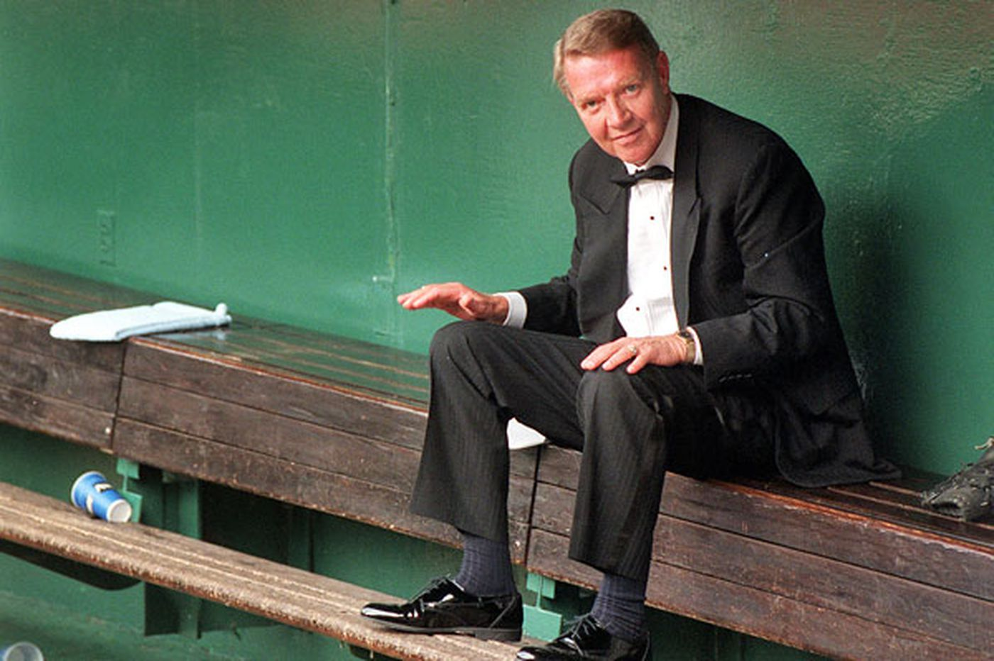 Ten years later, Phillies continue to pay almost daily tributes to Harry Kalas