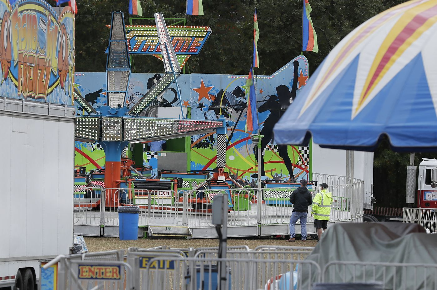 Despite death of South Jersey girl and four others, experts call Sizzler carnival ride safe
