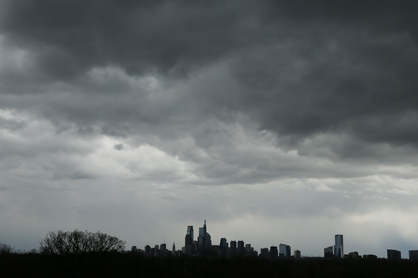 Flood watch, wind wind warnings for 60-mph gusts: A dreary, blustery April to exit with a flourish