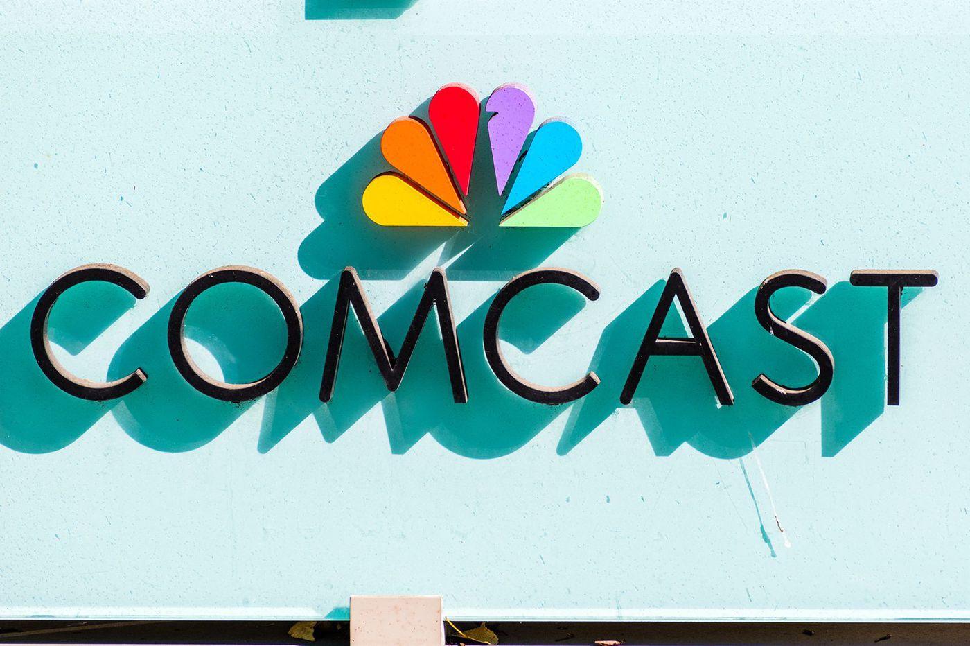 Comcast's third-quarter revenue falls as coronavirus harms theme parks and movie studios