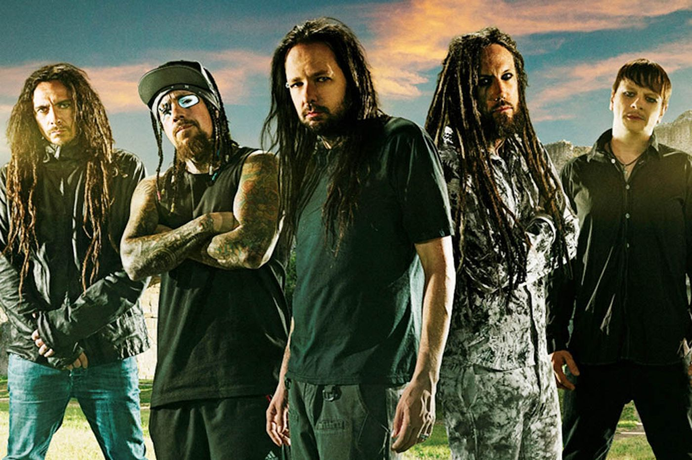 For its current 'Hell'-ish tour, Korn turns to some old kernels