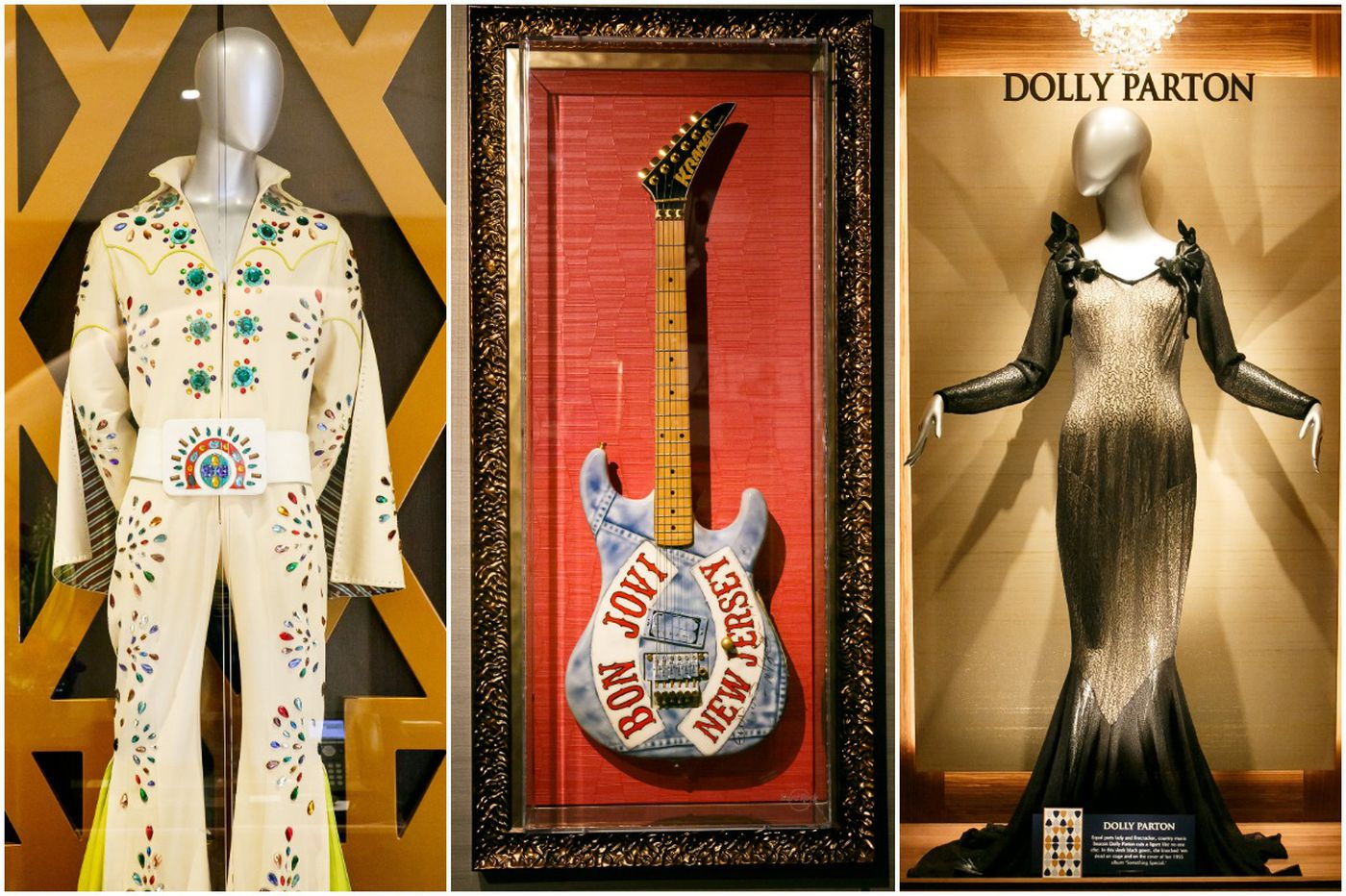 How does the Hard Rock Casino get its memorabilia?