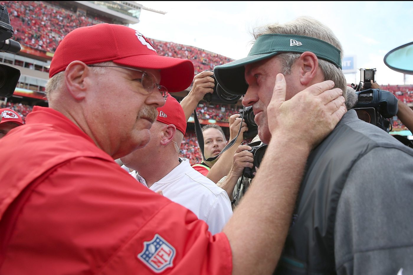 So, Eagles fans, which would you choose: The Andy Reid way or the Doug Pederson way? | Mike Sielski
