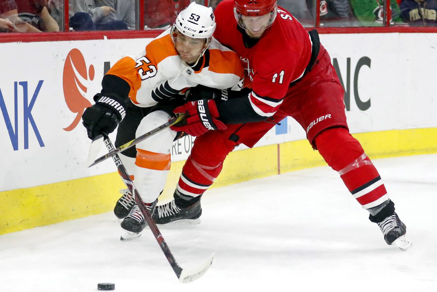 Flyers-Hurricanes preview: Nitty-gritty time