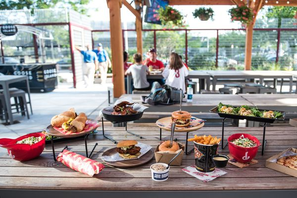 The best food at Citizens Bank Park, from cookie dough to Crabfries, Questlove's cheesesteak, and the donut burger