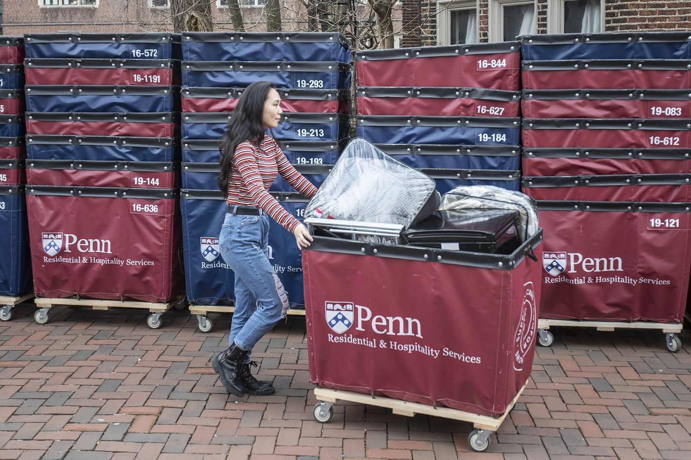 Penn is shutting its dorms to most students and moving classes online for the fall