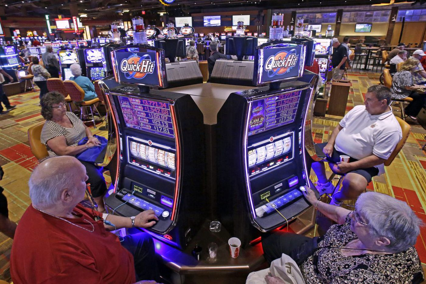 PA. Gambling expansion is a losing bet.   Editorial