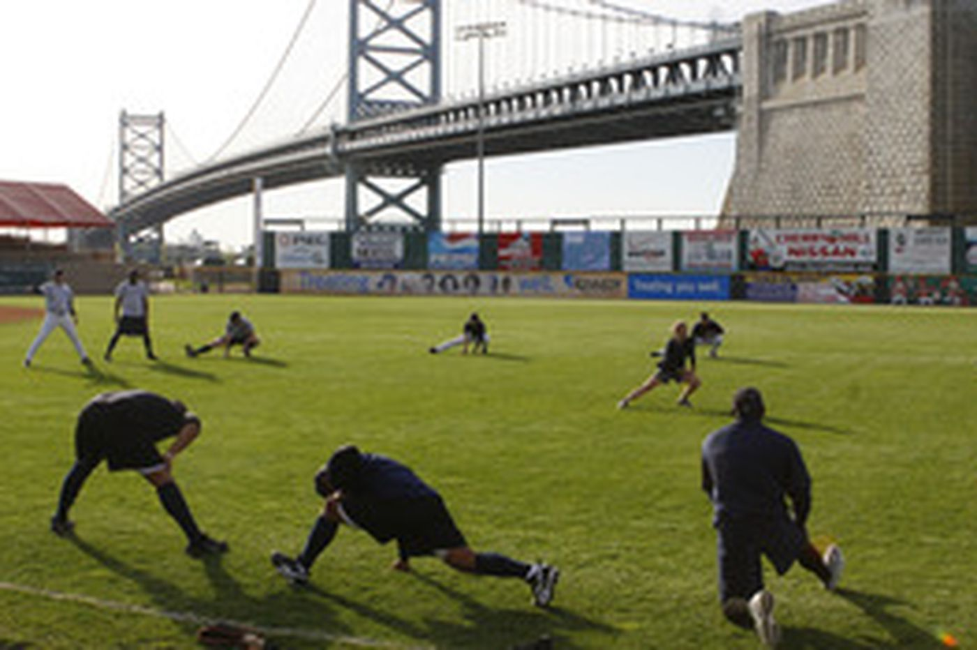 Riversharks ready to return