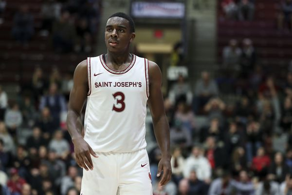 St. Joe's gets routed by Richmond in A-10 opener