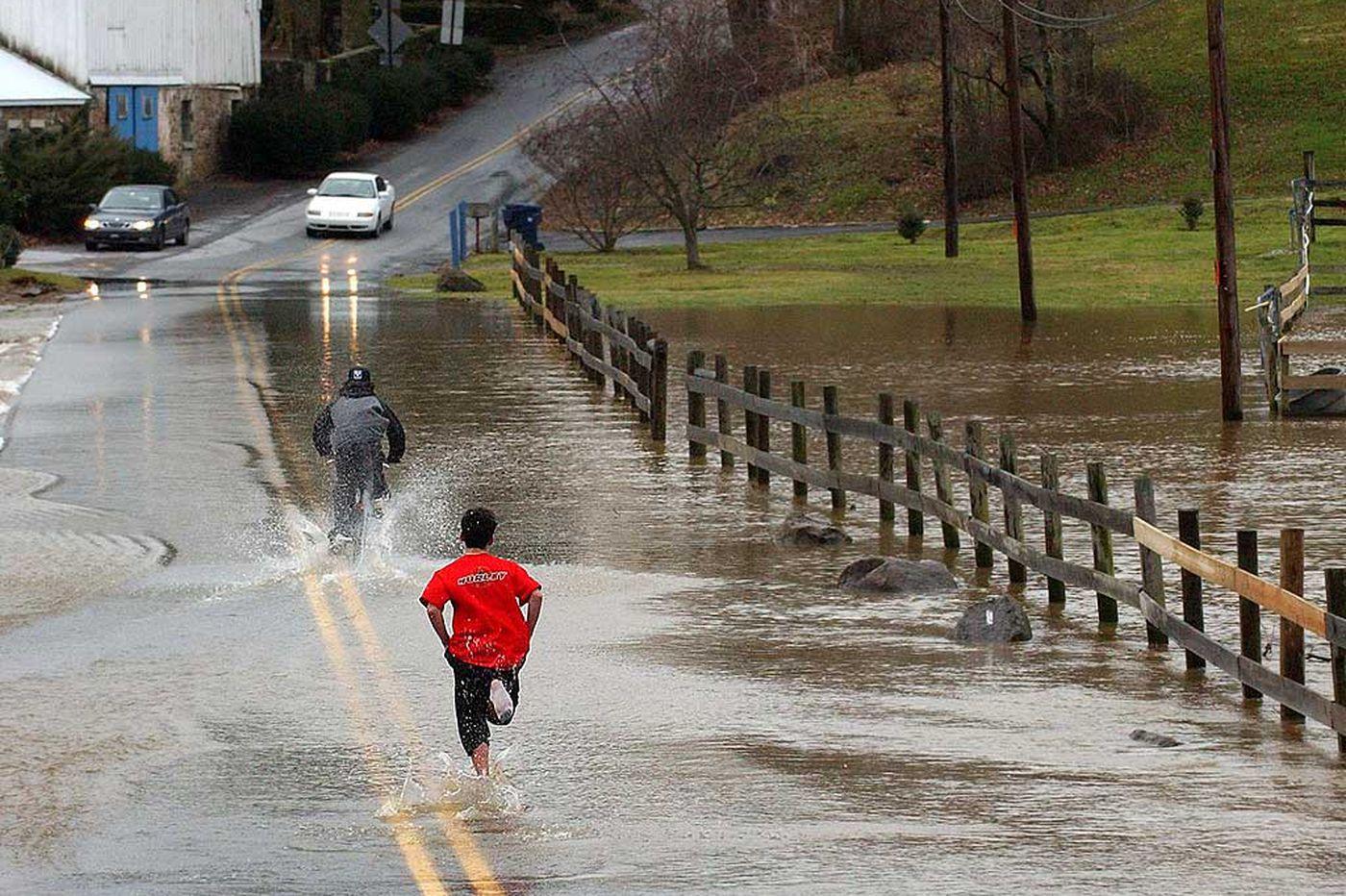 Bill altering buffer zones could threaten clean streams