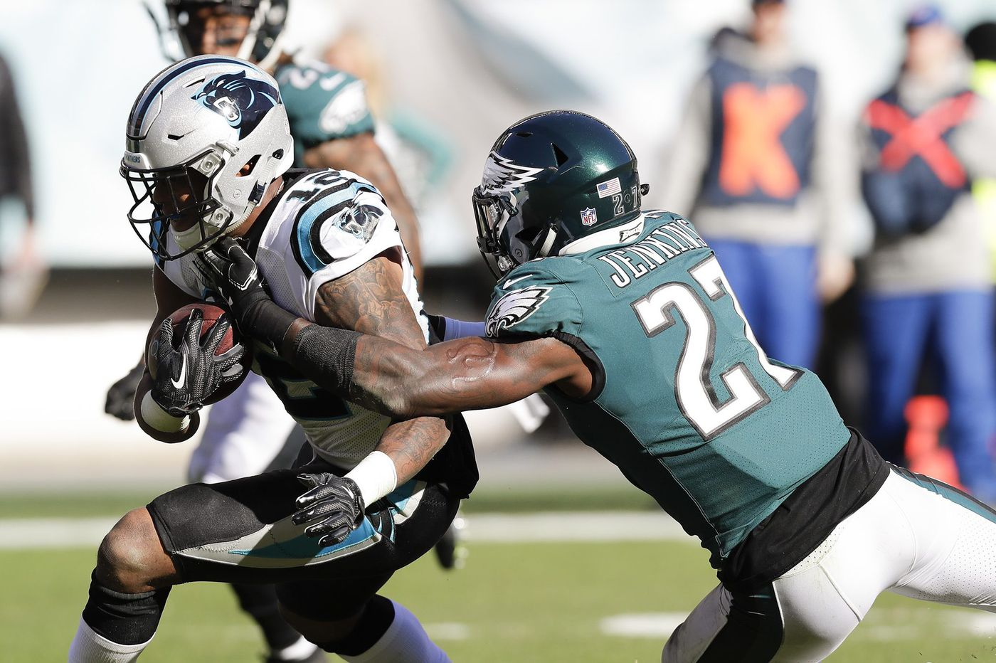 Five reasons the Eagles lost to the Panthers | Paul Domowitch
