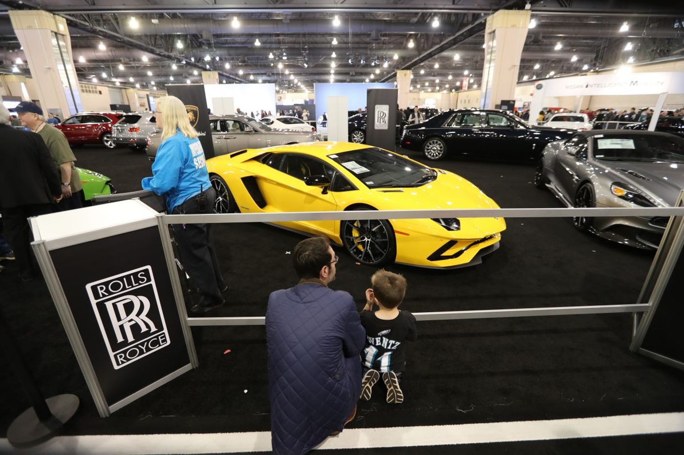 Cars Practical To Priceless Get Vip Parking At Philly Auto Show