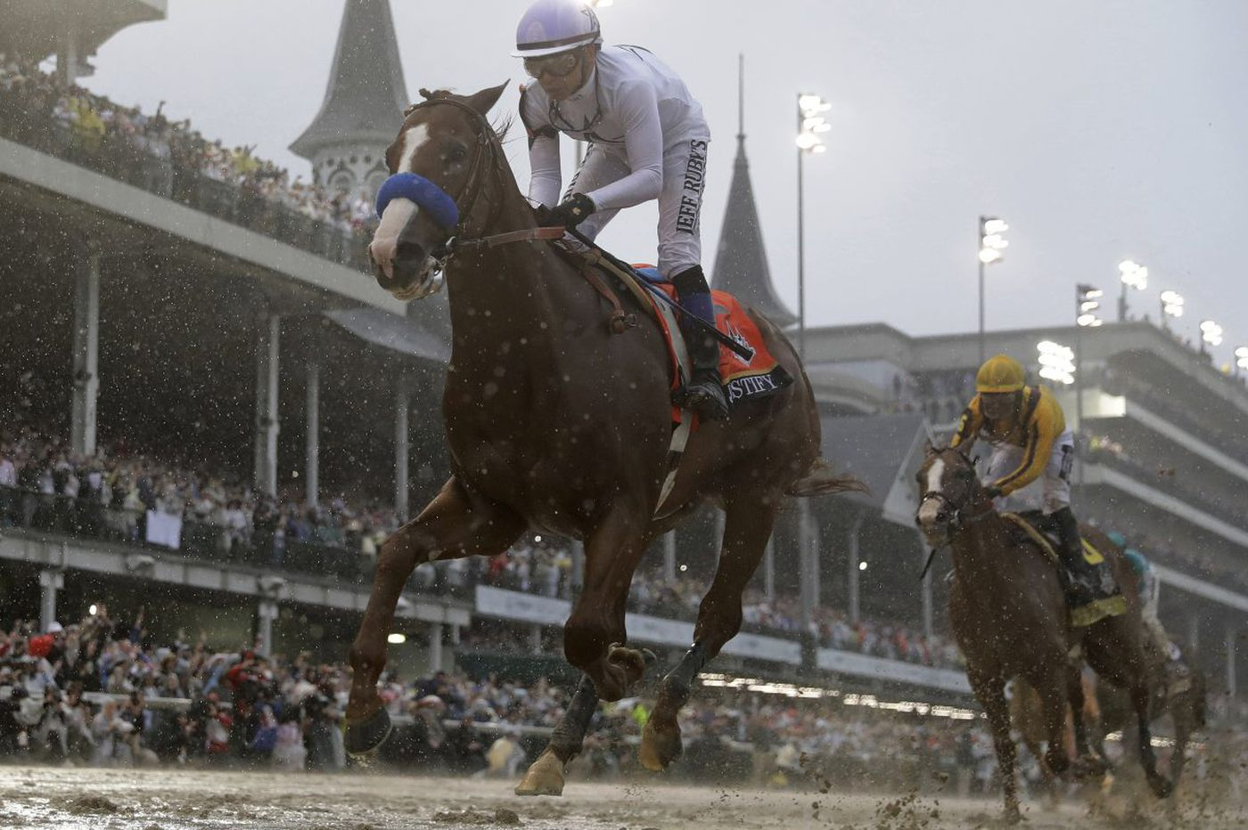 Clout: The Kentucky Derby - an event to forget?